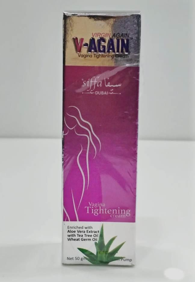 V- AGAIN