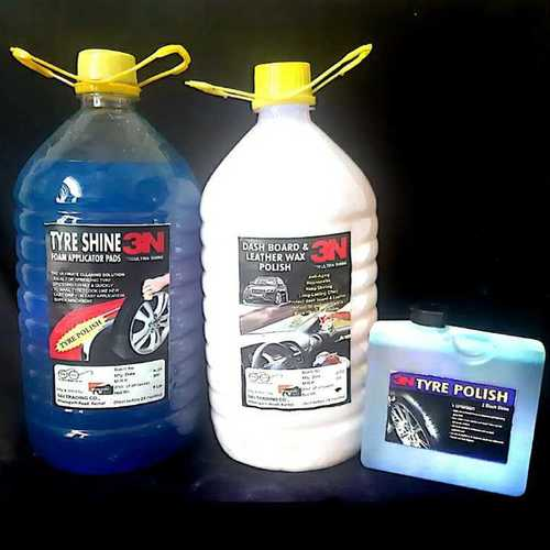 Liquid Car Shampoo