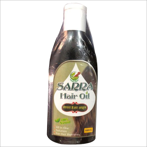 100 Ml Sarra Hair Oil