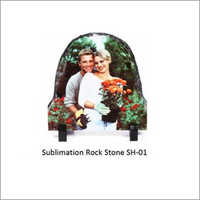 Sublimation Rock Stone
