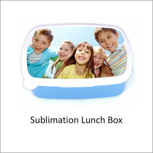 Sublimation Plastic Lunch Box