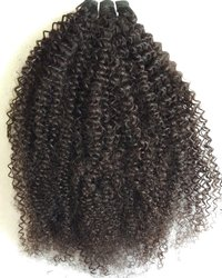 Steam Afro Kinky Curly Human hair,Afro style
