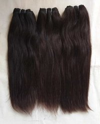 Black Straight Hair Extension,100%cuticle aligned hair
