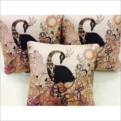 Designer Print Cushion Cover