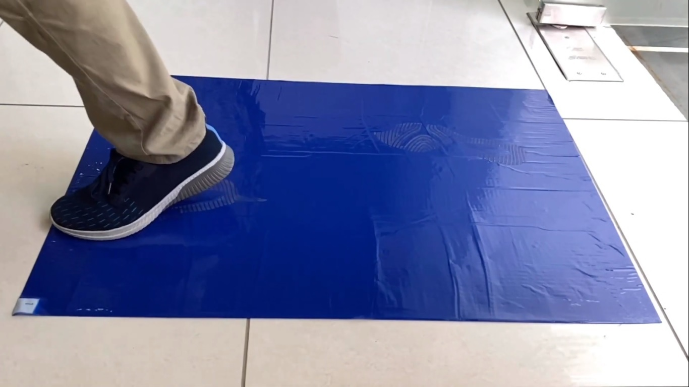 Multilayer Adhesive Mat