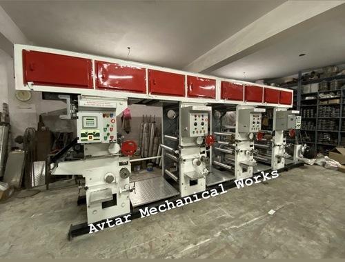 Pharma Foil Printing Machine