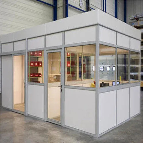 Aluminium Modular Partition