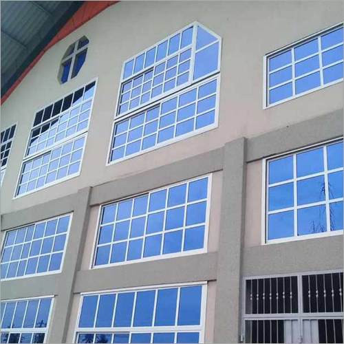Commercial Glass Elevation