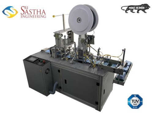 Coimbatore Disposable Face Mask Making Machine