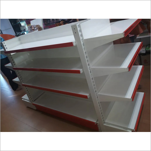 MS Shopping Mall Display Rack