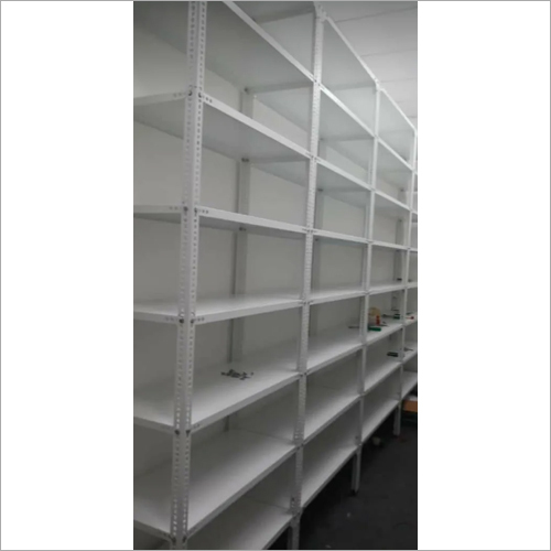 Slotted Angle Heavy Rack