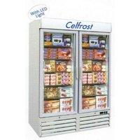 Celfrost Double Door Upright Showcase Freezer - NFG1000A