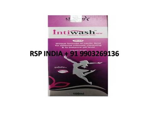 Intiwash  New 50ml