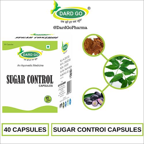 Dard Go Ayurvedic Sugar Control Capsules