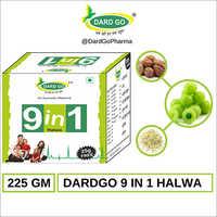 225 gm Dard Go 9 IN 1 Ayurvedic Halwa
