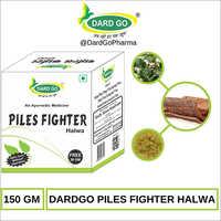 Dard Go Ayurvedic Piles Fighter Halwa