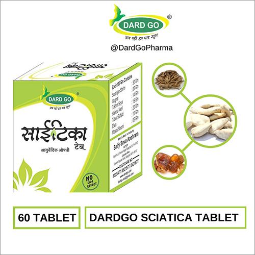 Dard Go Ayurvedic Sciatica Tablets