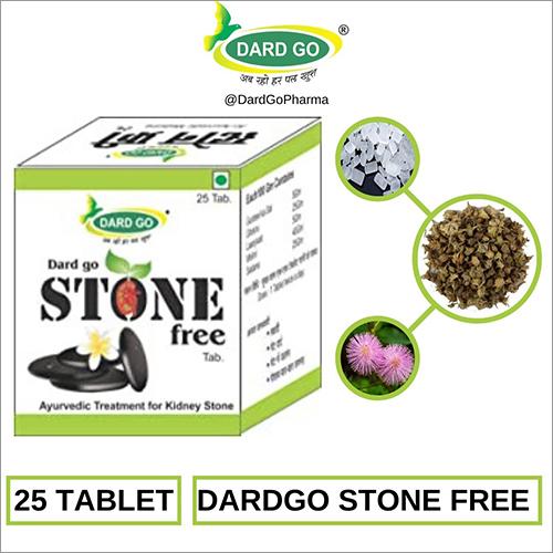 Dard Go Ayurvedic Stone Free Tablets