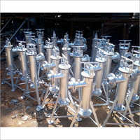 Industrial Galvanized Pressure Vessel