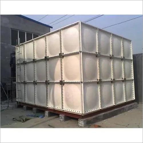 Heavy Rectangular Storage Tank