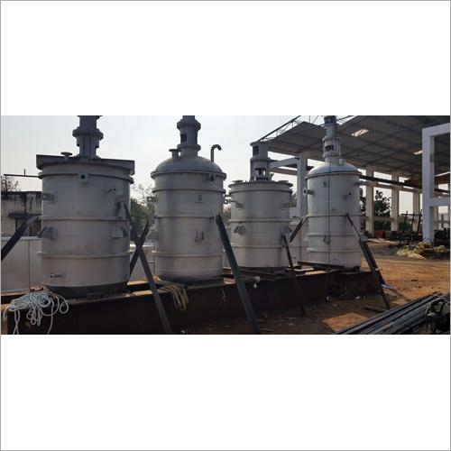 Industrial Stainless Steel Vertical Storage Tank