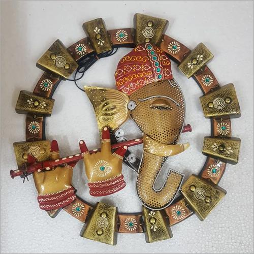 Ganesh Wall Plate Iron