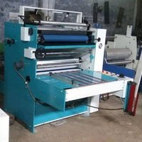 Semi Automatic Paper Plate Lamination Machine