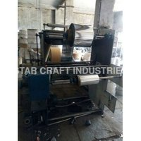 Silver Paper Roll Lamination Machine
