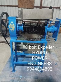 Mini Oil Expeller Machine