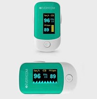 Handheld Portable Fingertip Pulse Oximeter