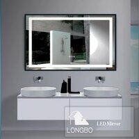 Wall Mounted Light Mirror