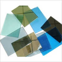Multicolor Tinted Glass