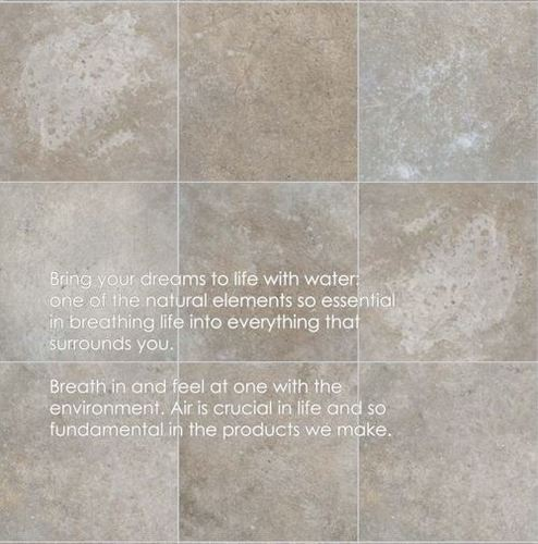 Outdoor Rock-Deck Porcelain Floor Tiles Manufacturer