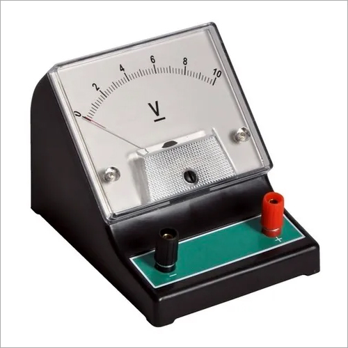VOLTMETER MOVING COIL