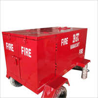 Fire Trolley Portable Fire Pump