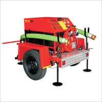 Trailer Fire Pump