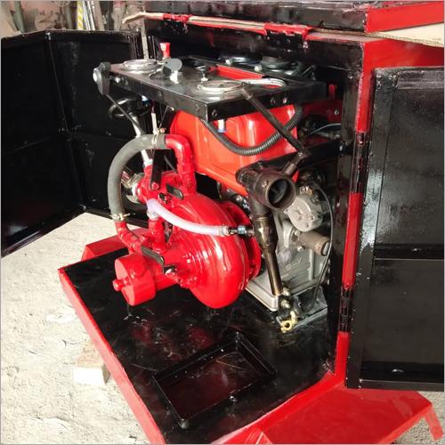 Fire Trolley Pump