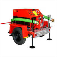 Trailor Fire Pump