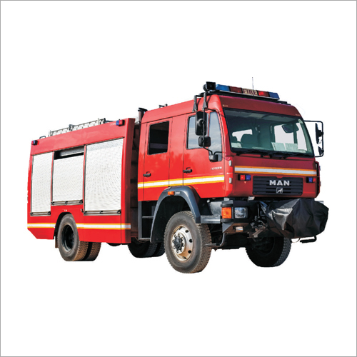 Advance Water Fire Tender