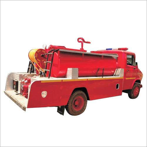Water Bowser Fire Tender