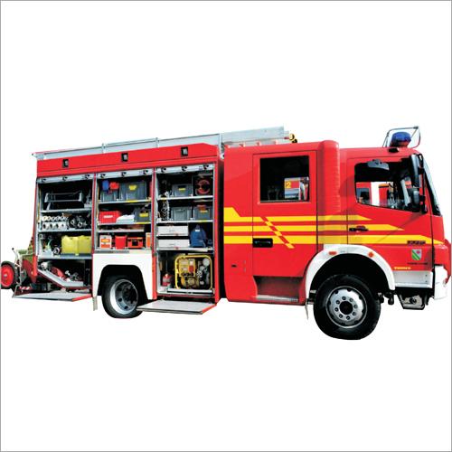 Rescue Fire Tender