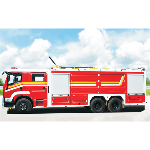 Foam Nurser Fire Tender