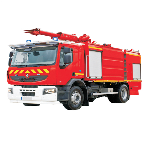 Fire Fighting Foam Nurser Fire Tender