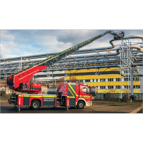 Hydraulic Rescue Platform Fire Tender