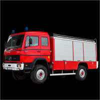 Multipurpose Fire Tender