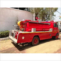 6 Water Bowser Fire Tender
