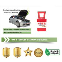 Auto HHO Carbon Cleaning Machine