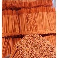 Orange Colour Incense Stick