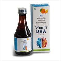 Wonfit- DHA Syrup