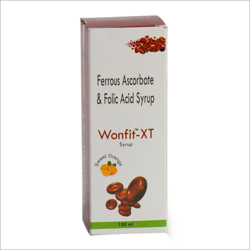 Wonfit- XT Syrup
